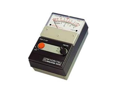 Kyoritsu 3111V Analogue Insulation and continuity tester