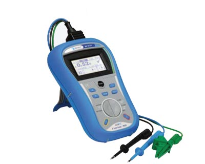 MI 3122 Z Line-Loop / Single & 3 Phase RCD Tester