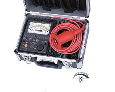 Kyoritsu 3124 1kV - 10kV Variable Insulation tester