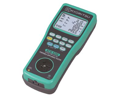 Kyoritsu 6205 NEW Portable Appliance Tester