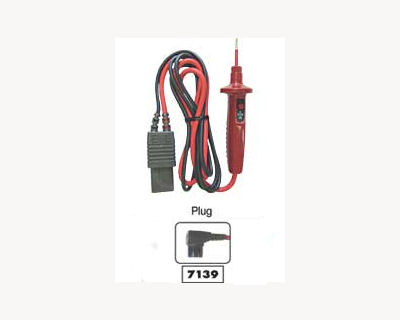 Kyoritsu 7139 - Insulation test lead set with remote