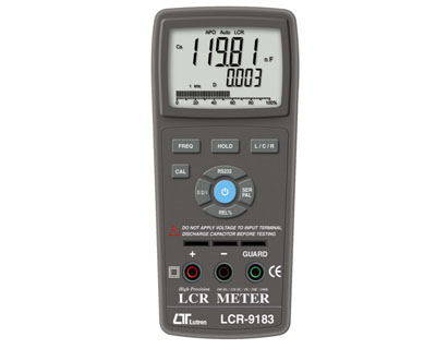 Lutron LCR 9183 Advanced Meter