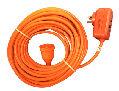Arlec Inline 15m RCD Safety Switch Extension Lead