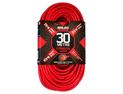 Arlec Extra H/Duty Extension Lead - 30 Metres