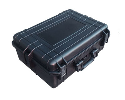 Standard Military Style Equipment Case with Pluck and Pick Foam