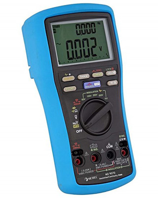 Metrel 9070 MD Insulation and Continuity Multimeter