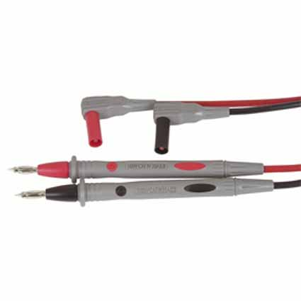 Multimeter Test Leads - High Quality Cat IV 600V 1200mm