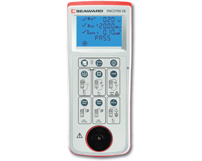 Seaward PAC3760 DL Appliance Tester