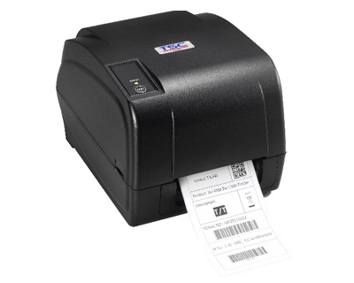 TSC TA210 Thermal Transfer Label Printer - USB/Ethernet