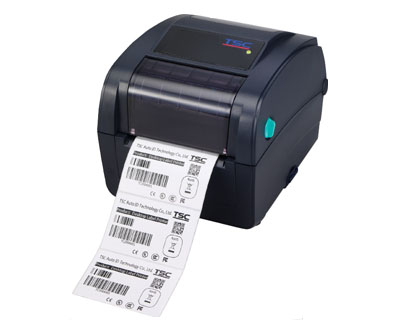 TSC TC200 Thermal Transfer Label Printer - USB/RS232/Ethernet