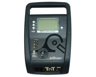 Wavecom G4 TNT-EL Mains Operated Appliance Tester