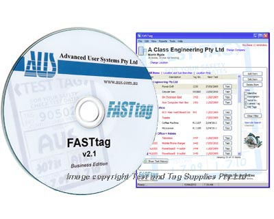 FASTtag Recording Software - Business Edition